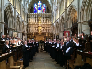 Evensong Southwark Cathedral 2017
